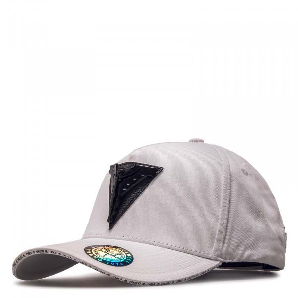 Cap - 3D Ikarus-Plakette - White