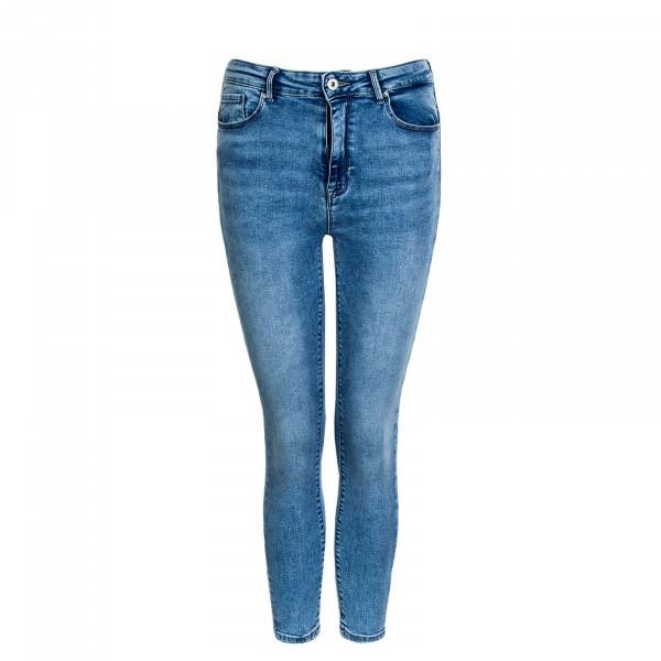 Damen Skinny Jeans Paola Life Light Blue