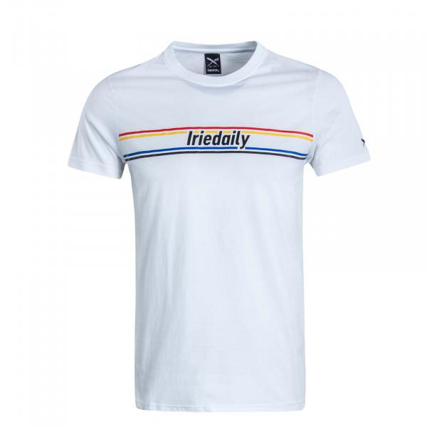 Herren T-Shirt Radiotype White