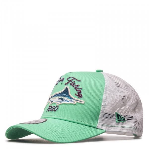 Unisex Cap - Fishing Trucker - Green