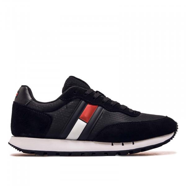 Herren Sneaker - Retro Mix TJM Runner - Black