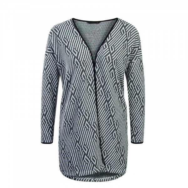 Only Cardigan Anette Black White