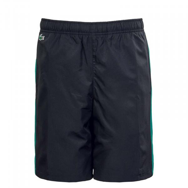 Herren Short - 9690 - Black / Green
