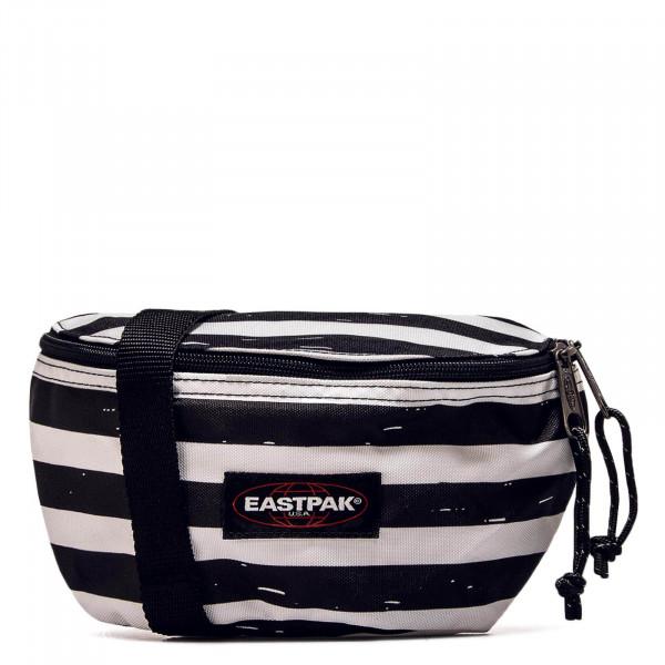 Hip Bag Springer Stripe Black White
