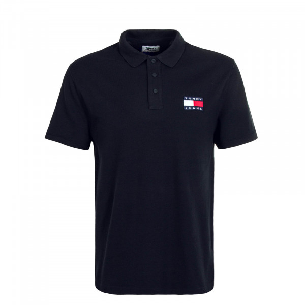 Herren Poloshirt Badge 7456 Black