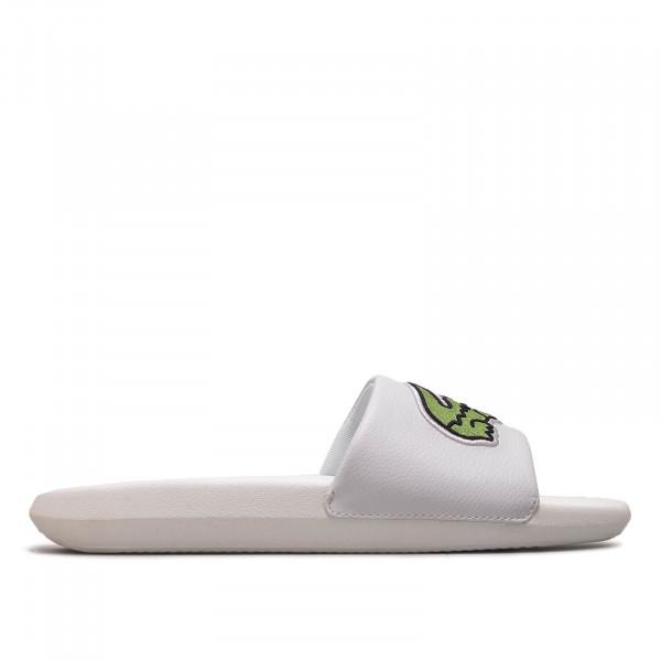 Herren Schlappe Croco 319 White