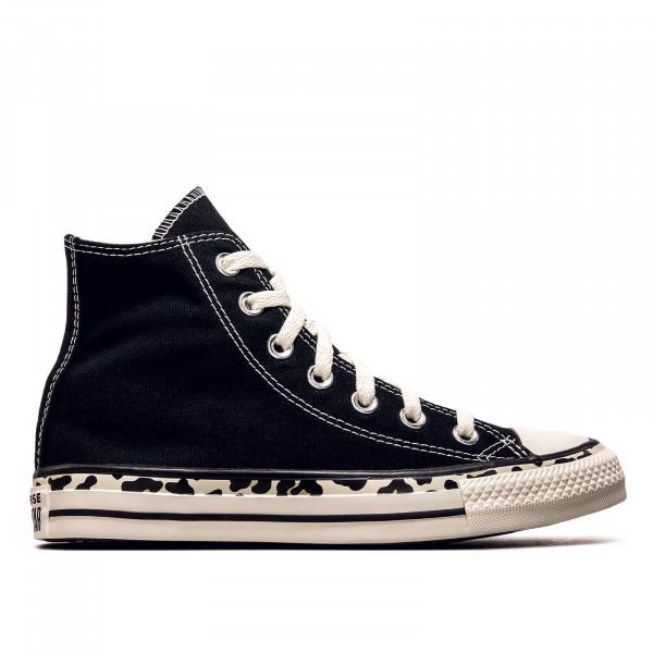 Damen Sneaker - CTAS Hi Black - Grey Drift Wood