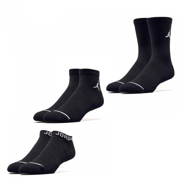 3er-Pack Socken Everyday Max WF Black