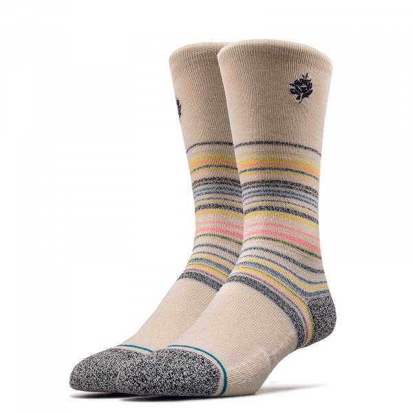 Damen Socken Shannon Crew Beige