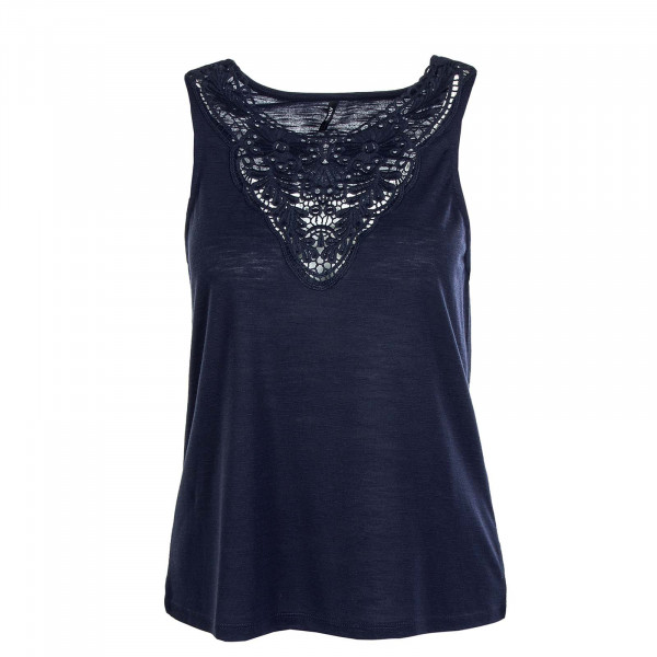 Damen-Top Lisa S/L Night Sky