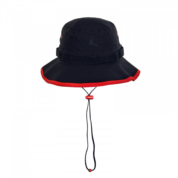 Hut Jumpmann Black Red