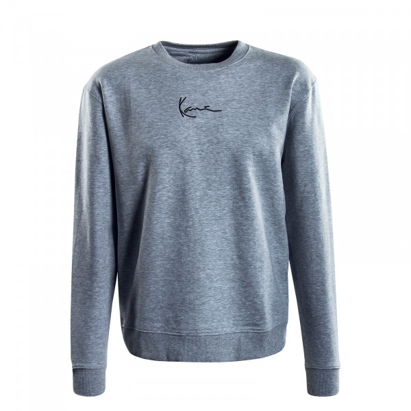 Damen-Sweatshirt Signature Grey
