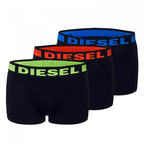 Diesel Trunk 3er Pack Kory Black Red Green