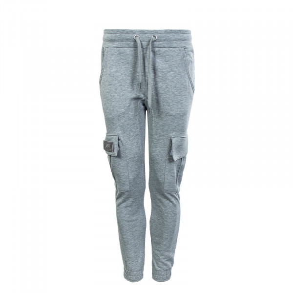 Herren Jogginghose - Terry Jogger - Grey Heather