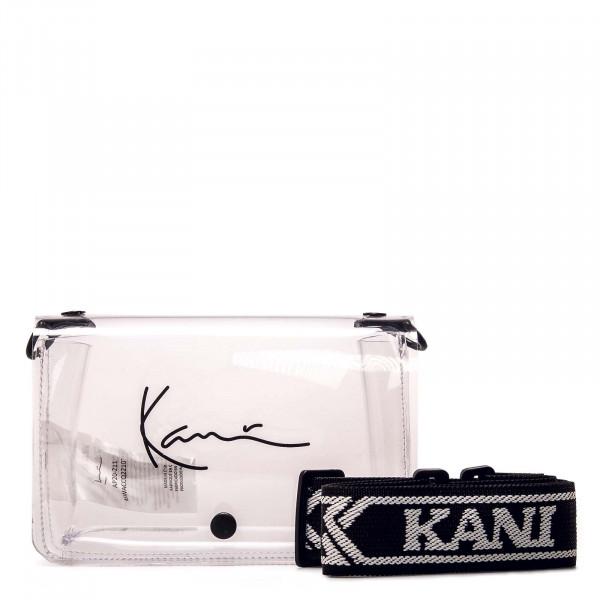 Unisex Tasche - KK Signature Tape Small - Transparent