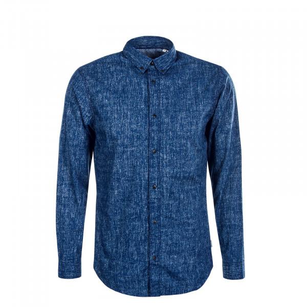 Herren Hemd Coben Blue