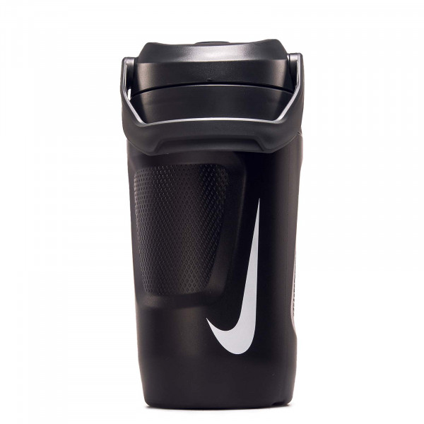 Trinkflasche Hyperfuel Insulated Black Anthrazit White