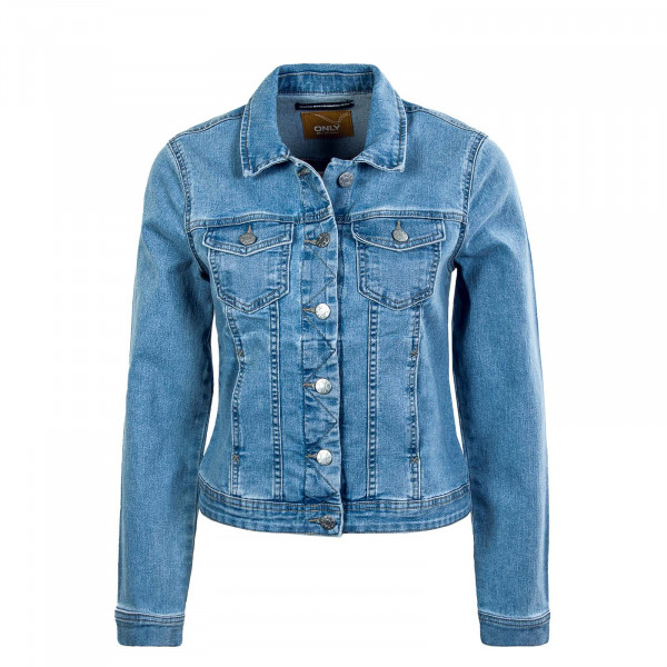 Damen Jacke - Wonder Life LS Jacket BB - Light Blue