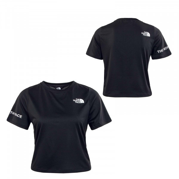 Damen T-Shirt - MA 55HG - Black
