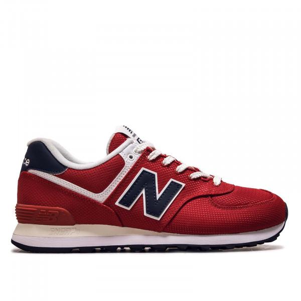 Herren Sneaker ML574 SCH Red Navy