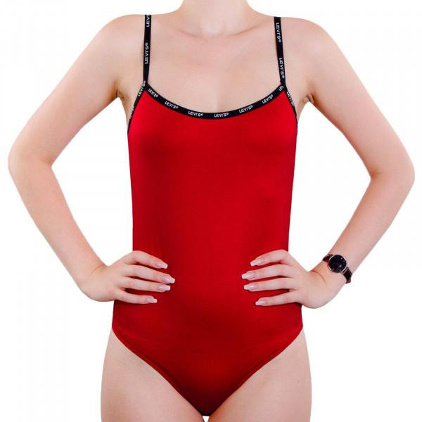 Bodysuit Brilliant Red