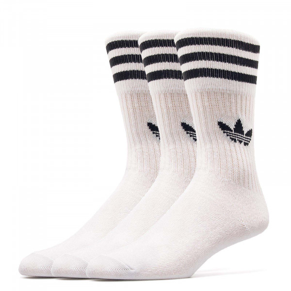 Adidas Socks Solid Crew White