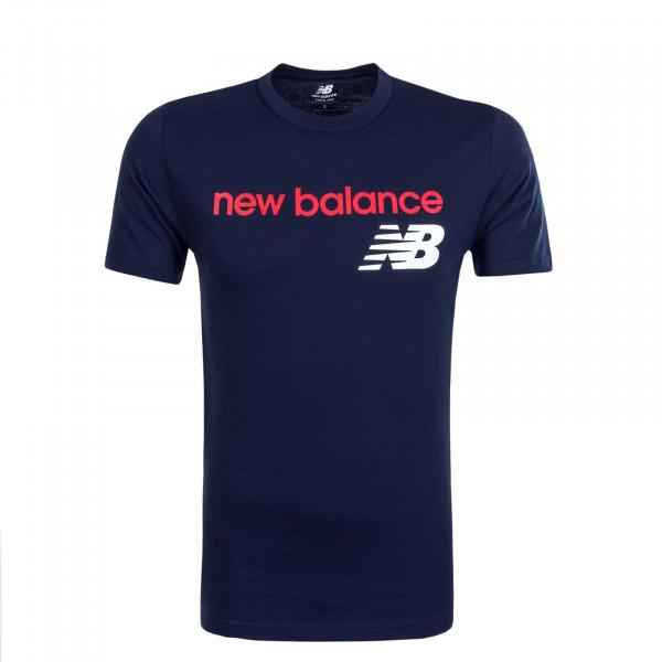 Herren T-Shirt MT01987 Heritage Navy