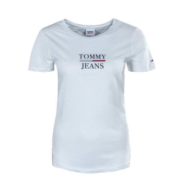 Damen T-Shirt - TJW Skinny Essential - White