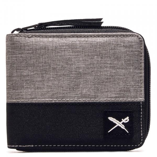 Portemonnaie Nymod Roundup Grey Black