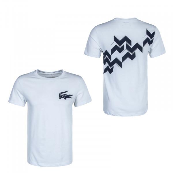 Herren T-Shirt 2246 White Marine