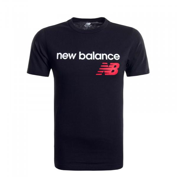 Herren T-Shirt MT01987 Black
