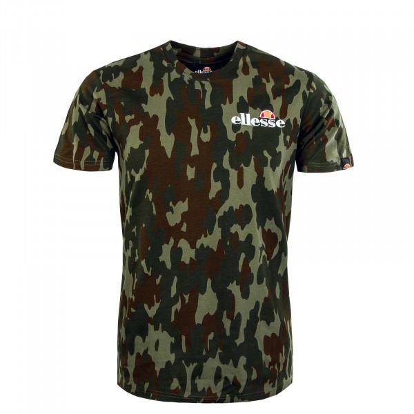 Herren T-Shirt - Voodoo Camo - Khaki