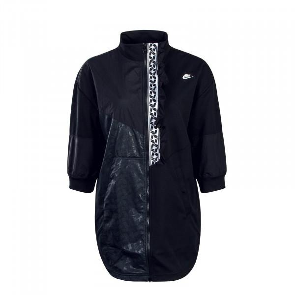Nike Wmn Sweatmantel Poly Black White