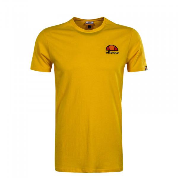 Herren T-Shirt Canaletto Yellow