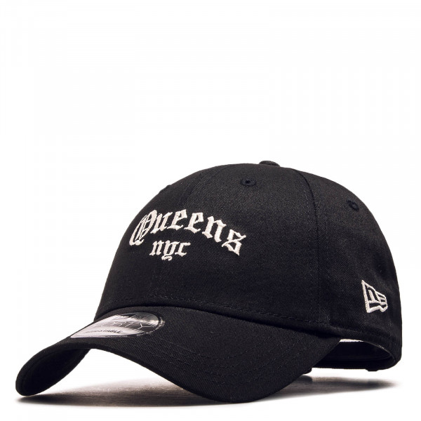 Cap Borough Queens 940 Black