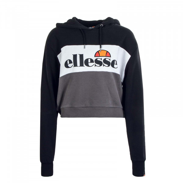 Damen Crop Top Allessandro OH Hoody