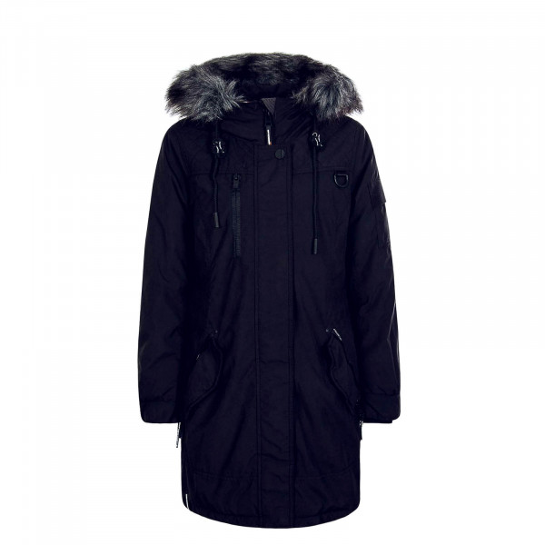 Damen Mantel Letizia Black