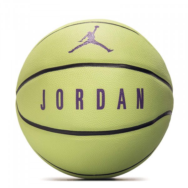 Basketball - Gr. 7 - Jordan Ultimate - Lime Black Wild Berry