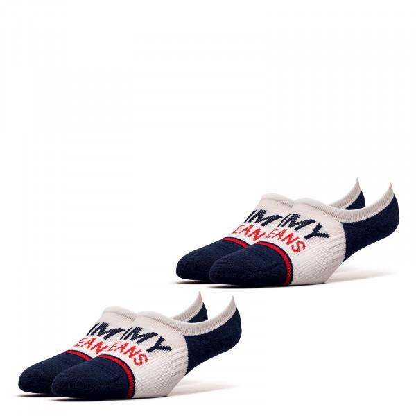 Socken TH Show High Cut 2er Pack White