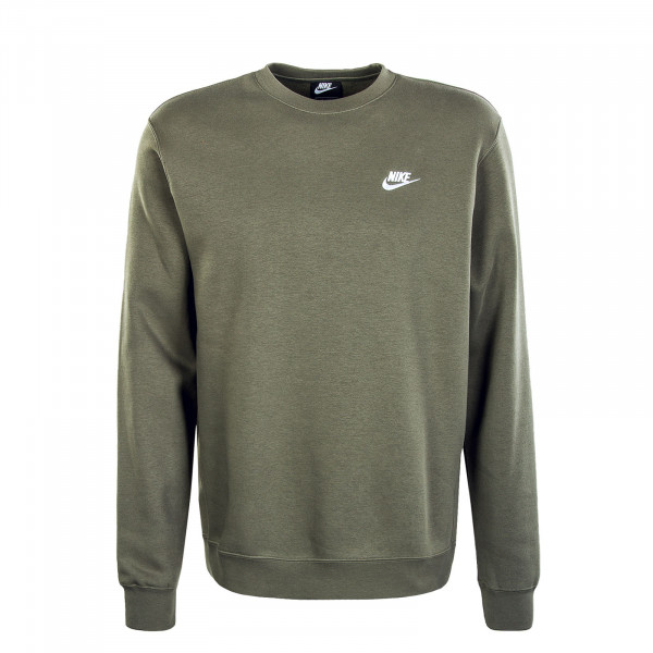 Herren Pullover - Sweat Club Crewneck - Olive