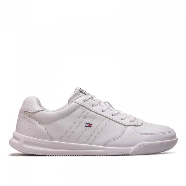 Herren Sneaker Lightweight Leather White