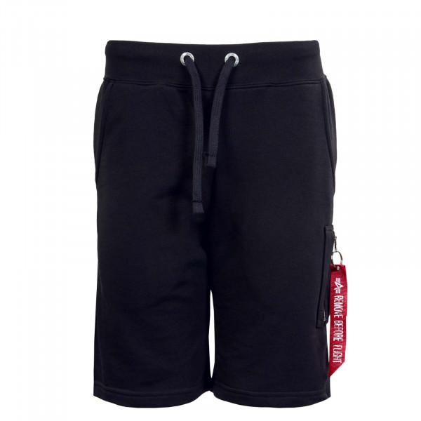 Herren Short - X- Fit Cargo - Black