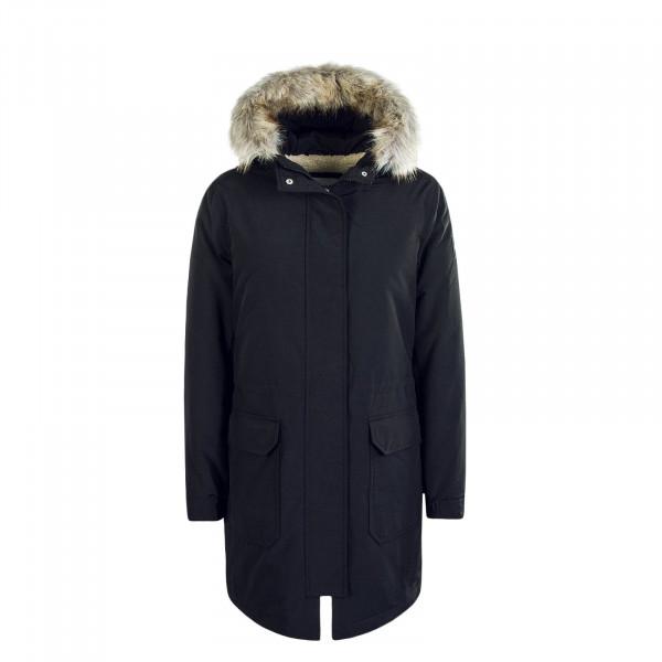 Damen Mantel MW 3073 Black