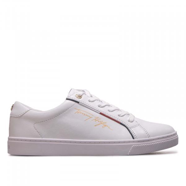 Herren Sneaker Signature 5015 White