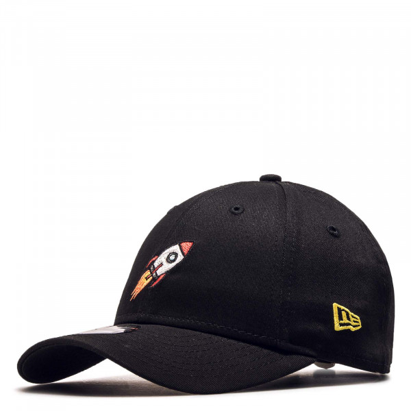 Cap Kids New Era Icons Black