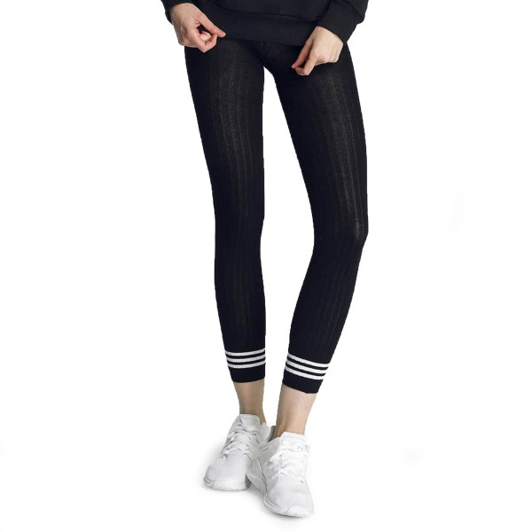 Leggings Tight 3 Stripes Black