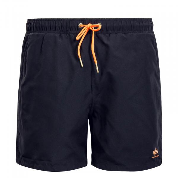 Herren Boardshort Basic Black