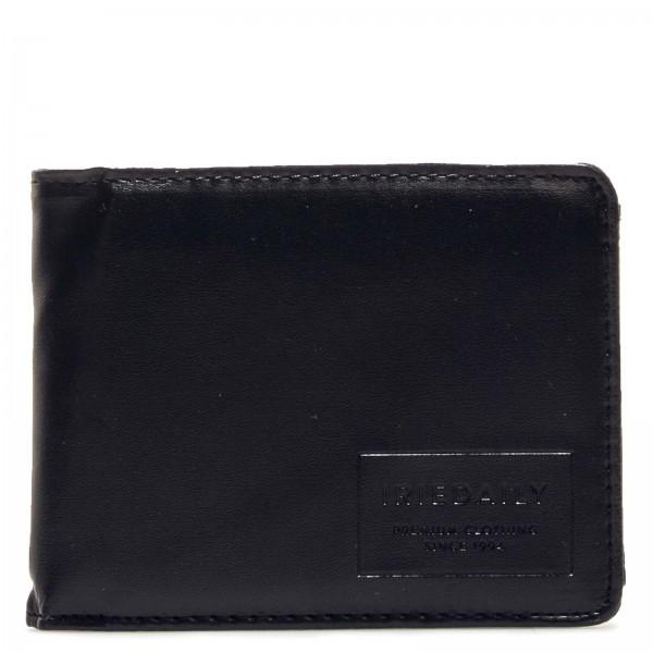 Iriedaily Wallet Styled Reclaim Black
