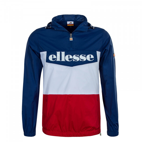 Herren Windbreaker Domani Blue White Red