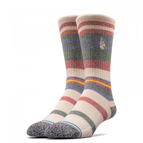 Socken Staples Munga Beige Multi